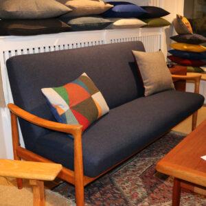 Fritz Hansen 1960 2 personers sofa